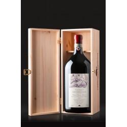 Chianti Classico DOCG Castello Monterinaldi Riserva 2017 - Jeroboam - wooden box